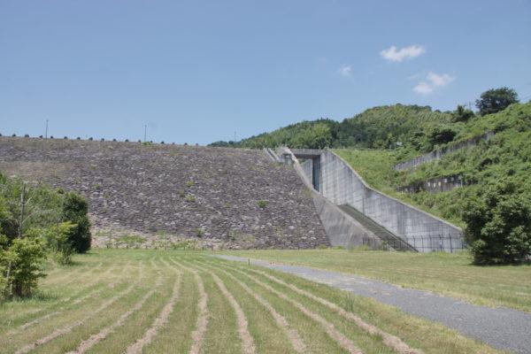 ダム見学会(福岡県藤波ダム)